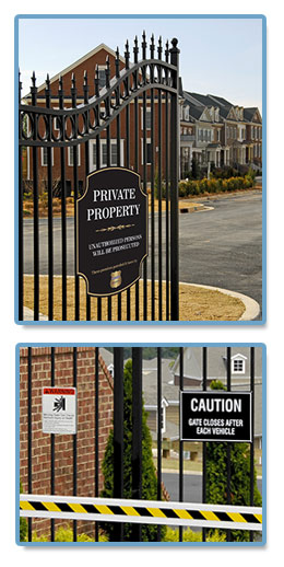 Property Signs, Storefront Signs, A-frame stands, and more.